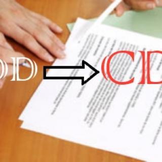 La requalification de CDD en un CDI recevable selon le délai de carence