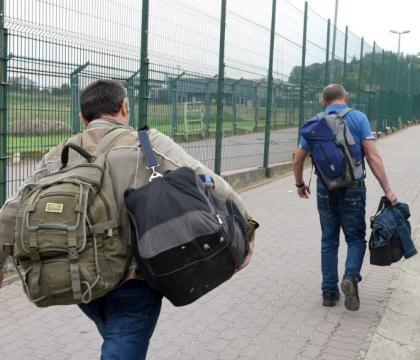 Reconduite à la frontière Amiens